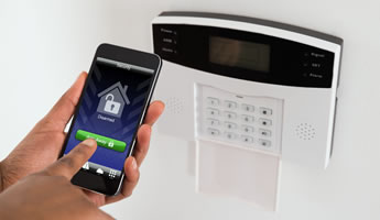 Burglar Alarms, Keypad